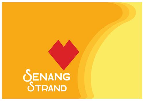 Senang Strand Logo
