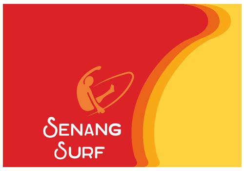 Senang Surf Logo